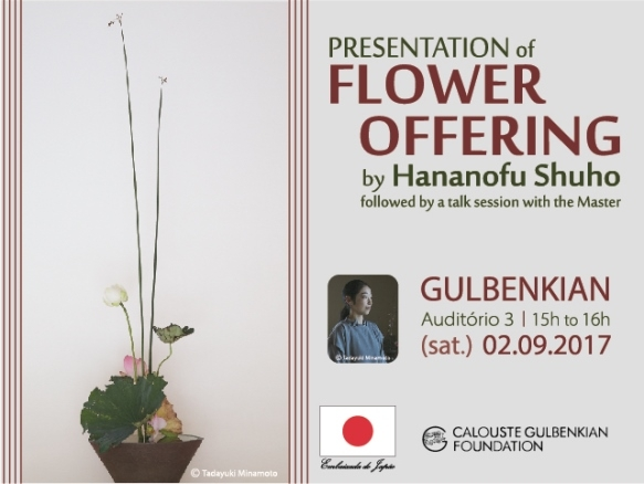 flower offering - ikebana